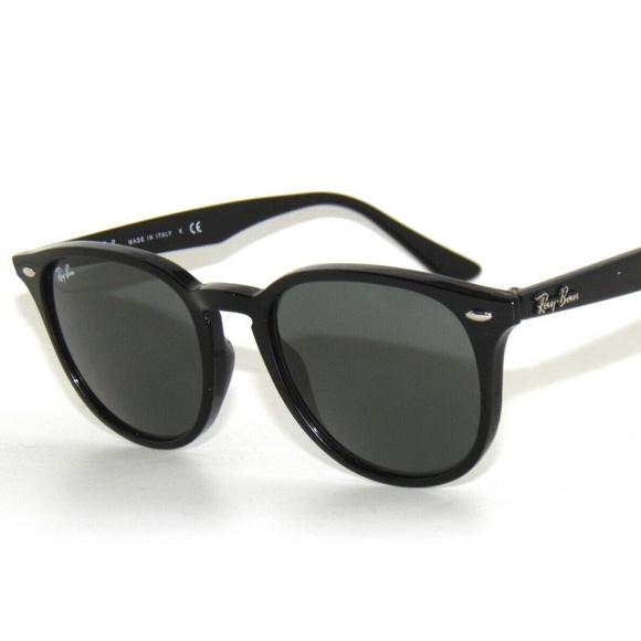 Ray Ban Sunglasses 4259 601/71 Black Green Rayban